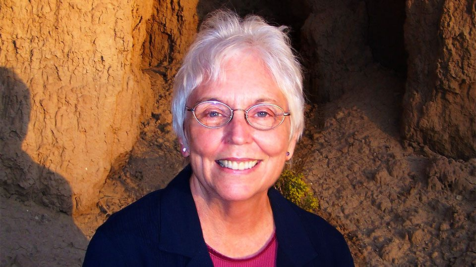 Nancy Holt, Galisteo, New Mexico, Aug 30, 2006 © Photo: Serge Paul.